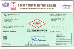 TSE-ISO-EN 14000