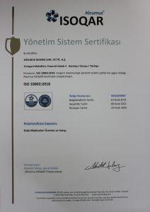 YonetimSistemSert